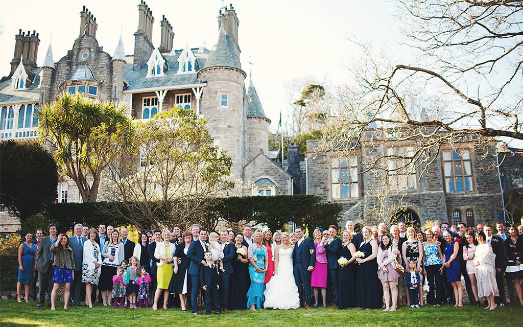 Chateau Rhianfa  Wedding Location 3