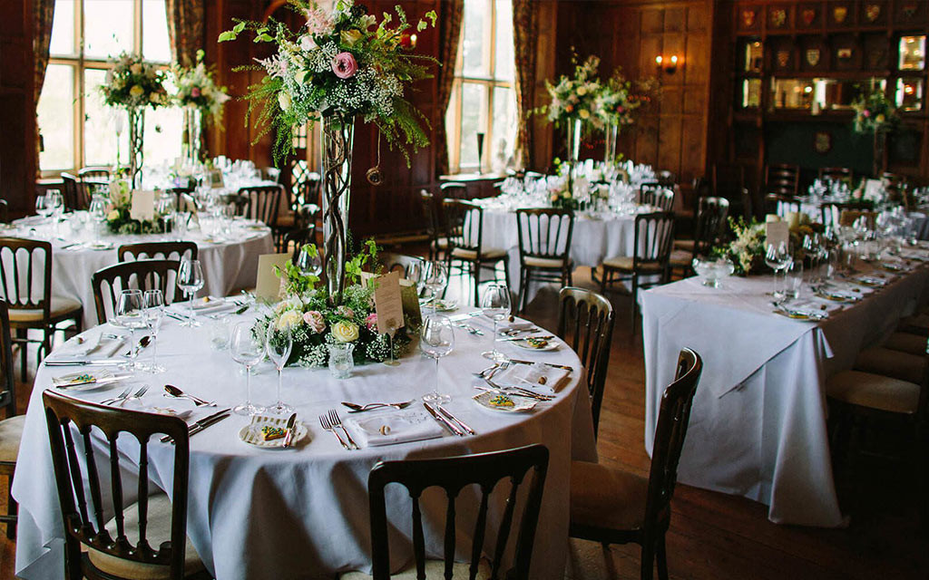Chateau Rhianfa  Wedding Location 2
